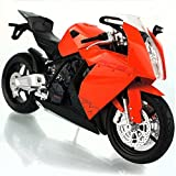 KTM RC8 Wild Motorcycle Model 1:12 Motorcycle Toy for Kids