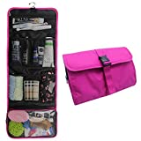 Travel Hanging Toiletry Bag Travel Kit Organizer Cosmetic Makeup Waterproof Wash Bag for Women Girls...