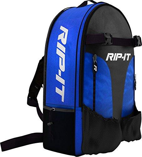 (RIP-IT Baseball/Softball Bat Backpack -)