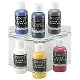 Createx Colors Essential Pure Pigment Color Set, 2 oz.