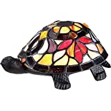 Quoizel TFX1519T Tiffany Land Turtle Table Lamp - 1-Light - 7 Watts - Bronze (4