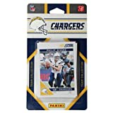 2011 Score San Diego Chargers Factory Sealed 12 Card Team Set. Players Include Vincent Jackson, Shaun Phillips, Ryan Mathews, Philip Rivers, Mike Tolbert, Malcolm Floyd, Darren Sproles, Antonio Gates, Antoine Cason, Corey Liuget, Jordan Thomas, Vincent Brown