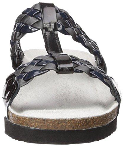 Sandal Women's Emilia ara Combo Graphite xFfa80