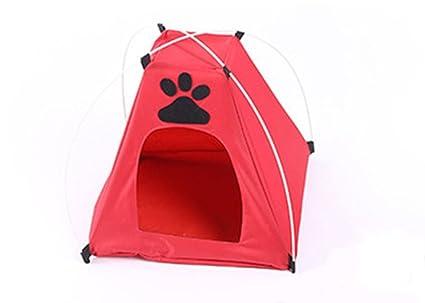 Carpa Ligera para Transportador De Mascotas con Tapete - Pequeña (42 * 42 * 40Cm