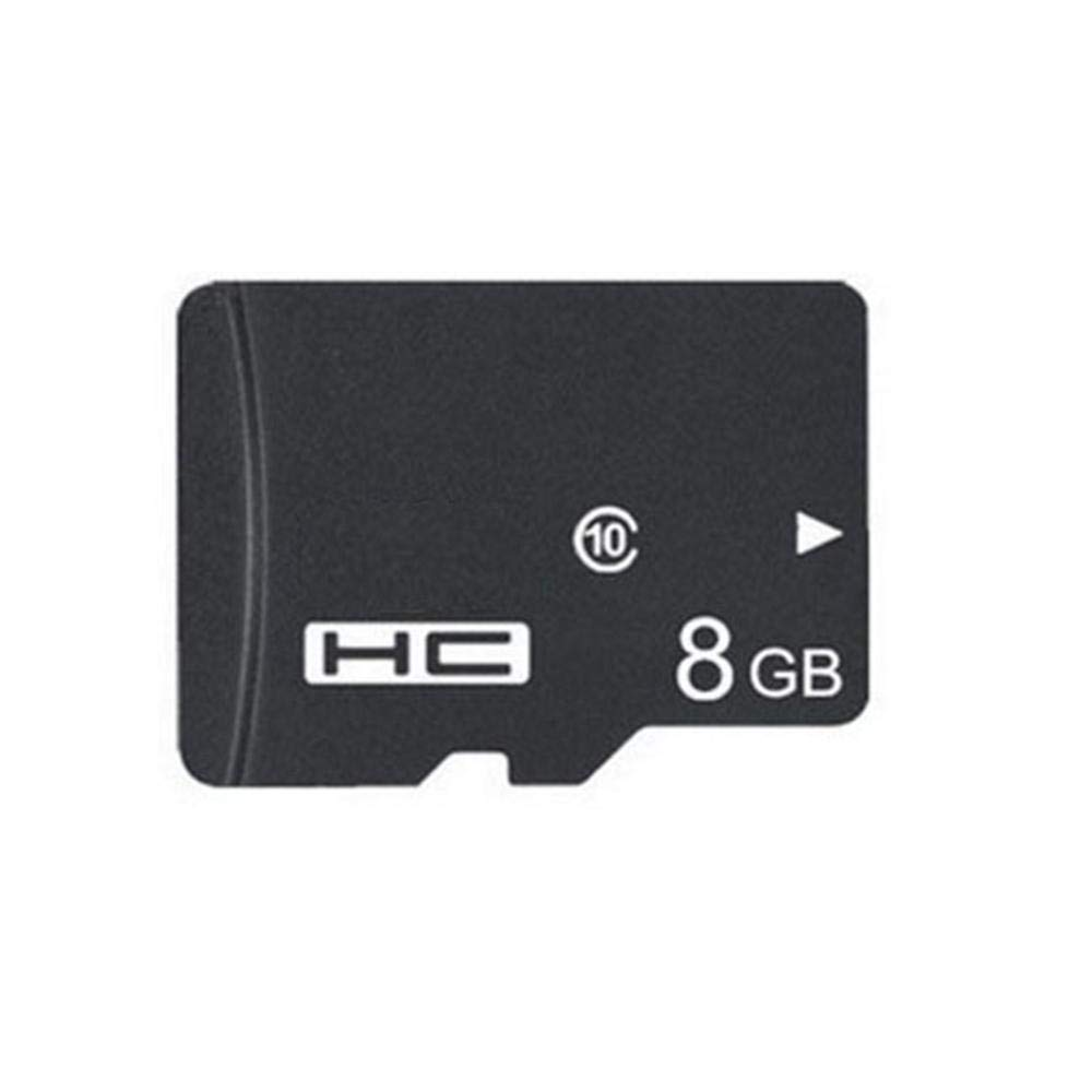 16GB 32GB Festnight Tarjeta de Memoria TF Tarjeta Micro SD Tarjeta TF Gran Capacidad Class10 Flash R/ápido de la Velocidad con Adaptador de Tarjeta de TF Almacenamiento de Datos 8GB 64GB