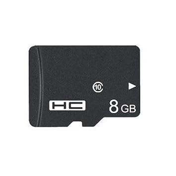 Teepao 8GB TF Tarjeta SD Micro SD Tarjeta de Memoria Flash ...