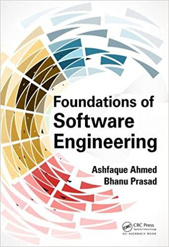 Book Foundations of Software Engineering