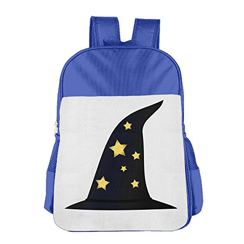 Ano Happy Halloween Child Cartoon School Bag RoyalBlue
