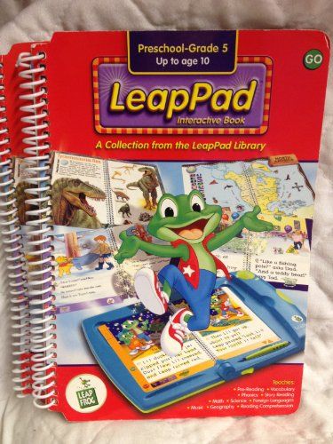 Leap Pad Interactive Book A collection from the LeapPad Library (Pre School to Grade 5)