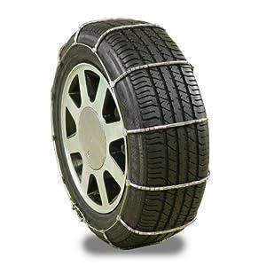 Glacier 1046 Passenger Cable Tire Chain - Set of 2