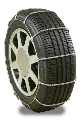 Glacier 1034 Passenger Cable Tire Chain - Set of 2