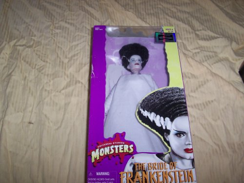 Frankenstein's Bride Costume Makeup (The Bride of Frankenstein Universal Studios Monsters)