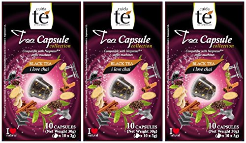 nespresso compatible tea - 3