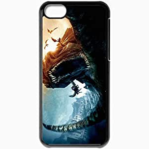 Personalized iPhone 5C Cell phone Case/Cover Skin 2010 clash of the titans movies Black