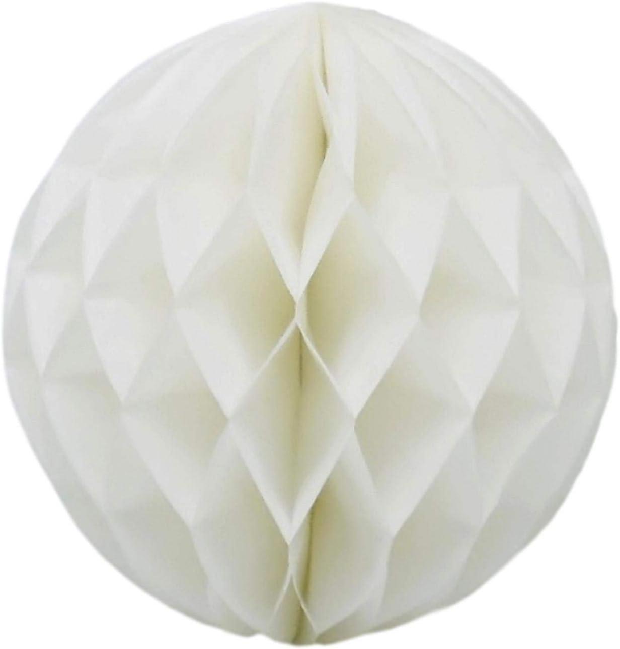 Wabenball 5 St/ück pink Honeycomb 15cm Geburtstag Hochzeit Dekoration Papier Deko