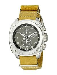 Invicta Men's 19434 Aviator Analog Display Japanese Quartz Yellow Watch
