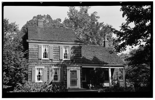 Rochelle House (Photo: Thomas Paine House,Paine & North Avenues,New Rochelle,Westchester County,NY)