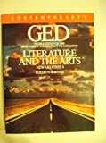 GED Preparation for the High School Equivalency Examination Literature and the Arts : New GED Test, Romanek, Betty, 0809250403