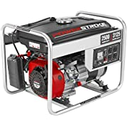 Powerstroke PS902500D 2500 Watt Gas Powered Portable Generator