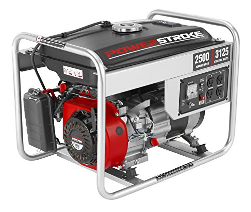Powerstroke PS902500D Powered Portable Generator product image