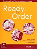 English for Tourism: Ready to Order, Baude and Iglesias, 0582429560