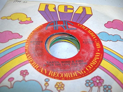 After The Love Has Gone / Rock That 45 rpm