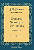 Amazon / Forgotten Books: Dahlias, Gladiolus and Tulips 1928 Price List Classic Reprint (J H Patterson)