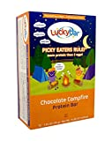 Luckybar - Chocolate Campfire Protein Bar - 12 Count (12 CT)