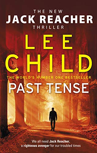 Tiempo pasado (Jack Reacher 23) de Lee Child