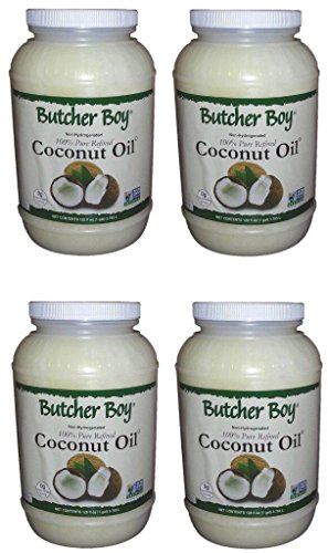 Butcher Boy Refined Coconut Gallon product image