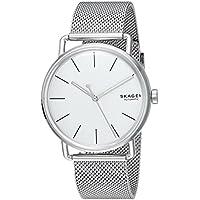 [Patrocinado] Skagen Falster reloj, talla única , Plateado