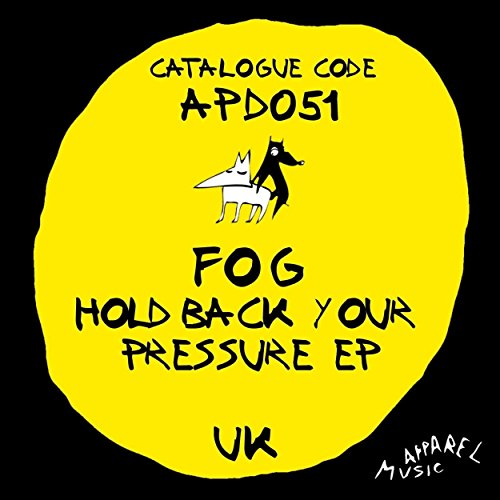 - Hold Back Your Pressure EP