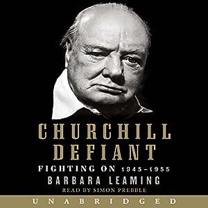 Churchill Defiant Audiobook