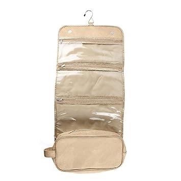 Amazon.com: Bolsa de viaje cosmética, Bolsa de maquillaje ...
