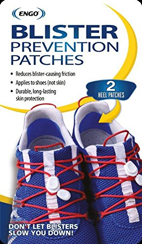 ENGO Heel Prevention Patches Engo Patches 2 Blister Pack by AHxHrq7t