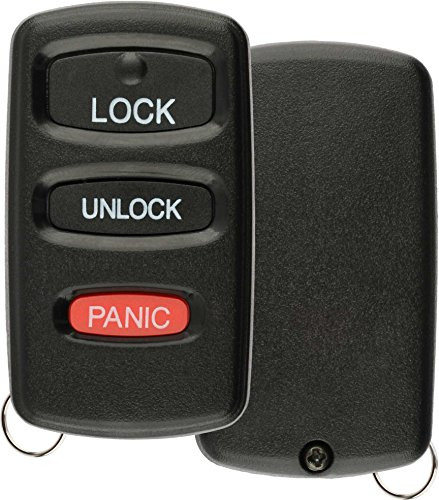 Mitsubishi Galant Single (Discount Keyless Entry Remote Control Car Key Fob Clicker For Galant HYQ12ABA)