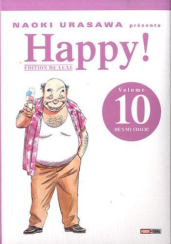 Happy ! n° 10 He's my coach !