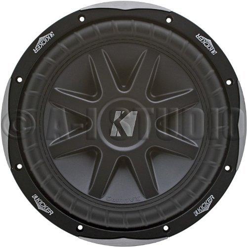 Kicker 10CVX154 15 Inch 4-ohm CompVX Subwoofer