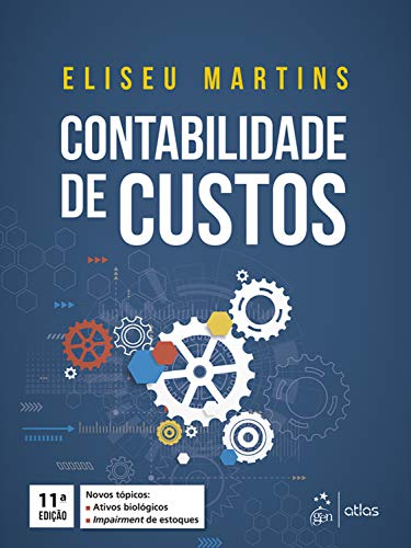Contabilidade Custos Eliseu Martins ebook