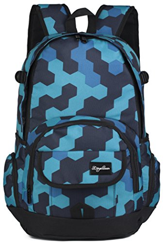Z joyee Fashion School Backpacks Bookbags
