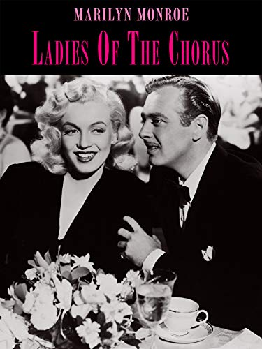 Marilyn Monroe Movie Star - Ladies of the Chorus