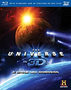 The Universe In 3D: A Whole Dimension [Blu-ray] from Lionsgate