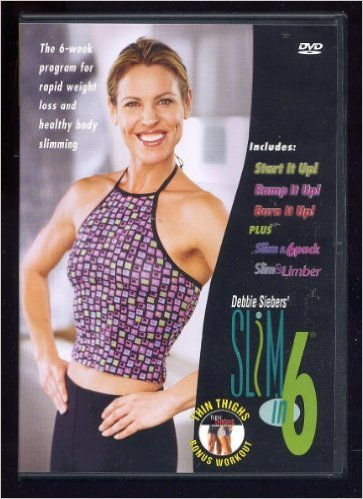 Debbie Siebers' Slim in 6 with Bonus Thin Thighs Workout (2 DVD Set) (Trees For Rockford Sale Il)