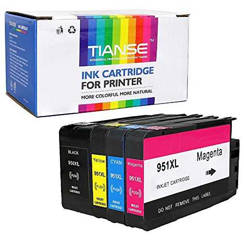 TIANSE Compatible Replacement Cartridge Officejet product image