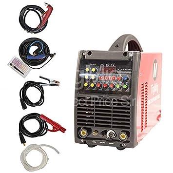 TM 230 Powermix - Inverter Multi Processo 4 x 1 - Soldadura TIG ac ...