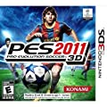 New Konami Pro Evolution Soccer 2011 3DS Excitement Fantasy High Quality Practical Popular