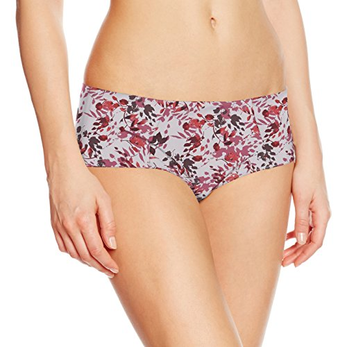 Triumph My Flower Minimizer Hipst, Bóxer para Mujer Multicolor (Grey Combination Z9)