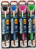 Orabrush Tongue Cleaner - 4 Brushes by Orabrush