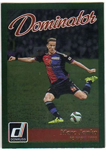 fan products of 2016 Donruss Dominators #28 Marc Janko FC Basel 1893 Soccer Card