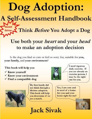 Dog Adoption Self Assessment Jack Sivak ebook product image